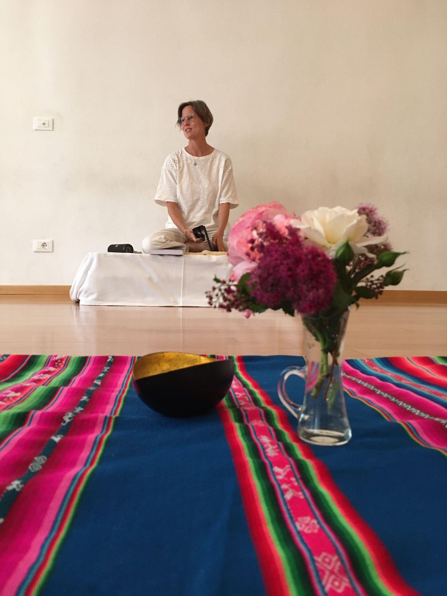 Kundalini Yoga Experience